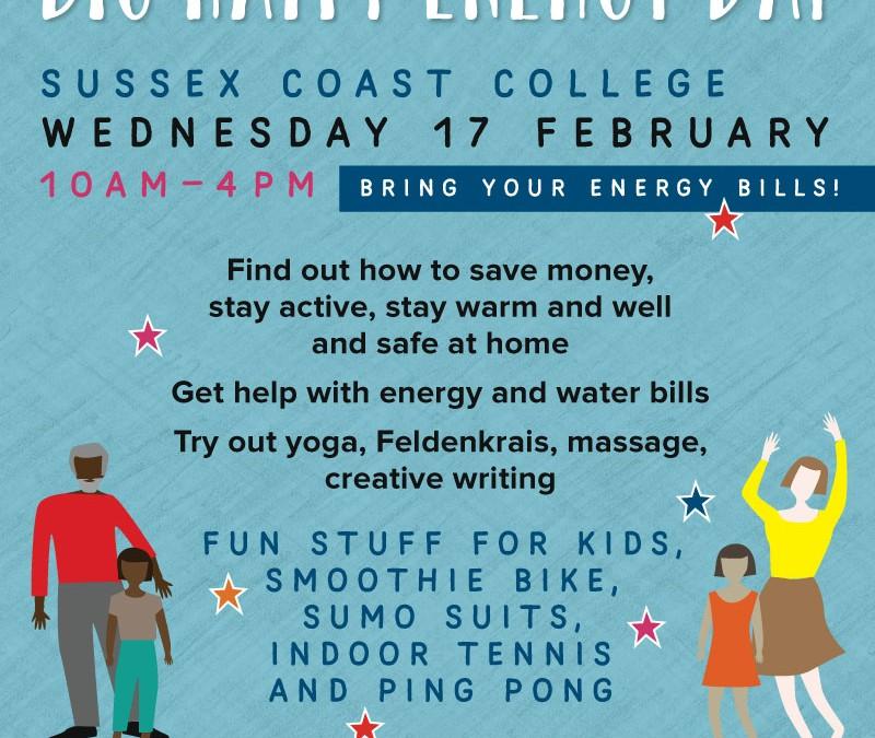 Free Kundalini yoga taster sessions at Hastings Big Happy Energy Day