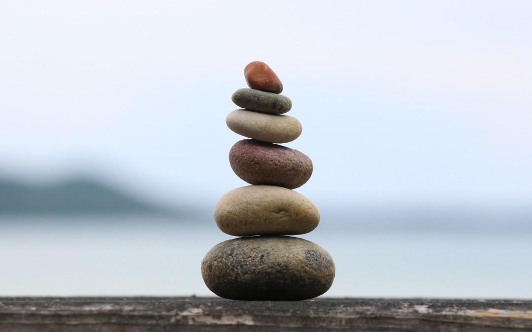 Bringing balance and this weeks classes!